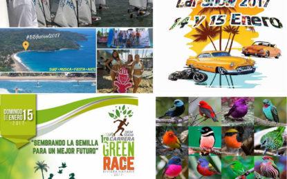 Riviera Nayarit presenta su Top 10 de Eventos 2017