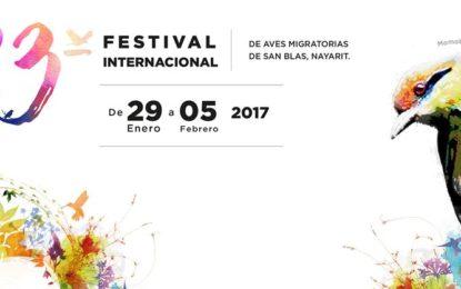 Listo el XIII Festival Internacional de Aves Migratorias de San Blas