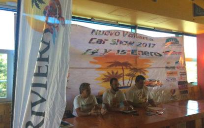 Listo el 1er Nuevo Vallarta Car Show 2017 en Riviera Nayarit