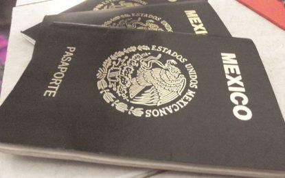 ¿De viaje? Estos son los nuevos costos del pasaporte
