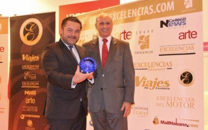 Grupo Excelencias entrega Premios 2016 en FITUR