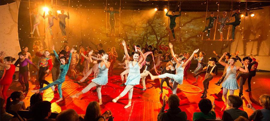 Circo de los Niños de San Pancho presenta «Sueño de una noche de verano»