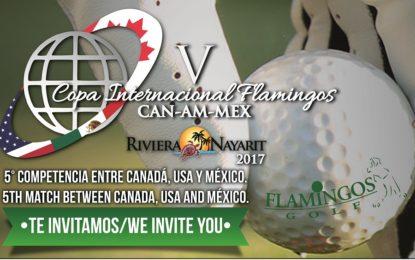V Copa Internacional Flamingos Canamex Riviera Nayarit 2017