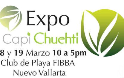 Invitan a la 1ra Expo Capi Chuehti para el bienestar del cuerpo y la Tierra