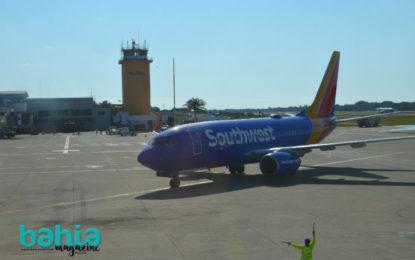 Southwest Airlines llega desde Oakland a PVR-Riviera Nayarit