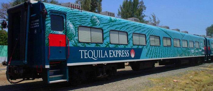 """Presentan nueva etapa del recorrido turístico """"Tequila Express"""""""