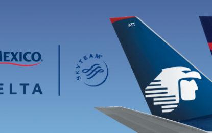 Delta formaliza oferta pública por acciones de Aeroméxico