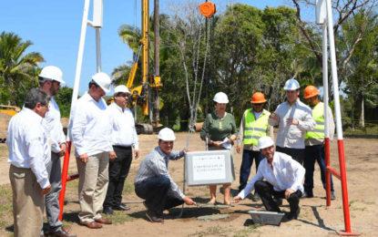 Costa Canuva ya es una realidad en Nayarit; colocan primera piedra