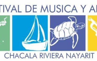 Listo el 4° Festival de Música y Artes de Chacala 2017