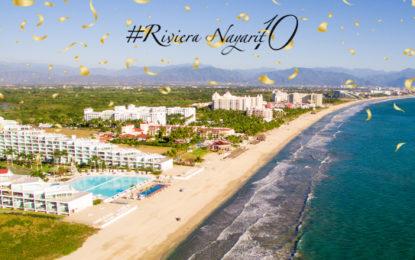 Top 10 reconocimientos que enaltecen a Riviera Nayarit
