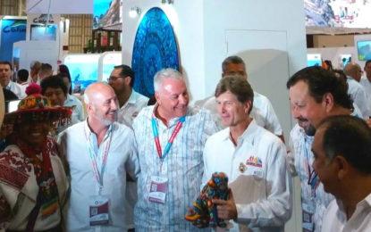 Riviera Nayarit apuntaló nuevos mercados durante Tianguis Turístico