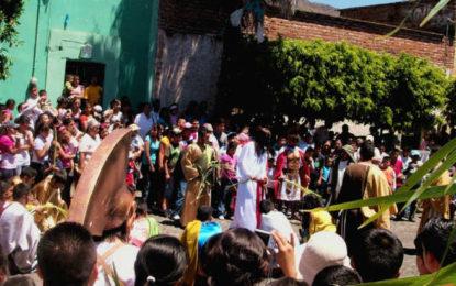 Judea en vivo atrae visitantes a Nayarit