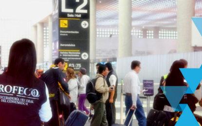 La Profeco va contra aerolíneas por cobro de primera maleta