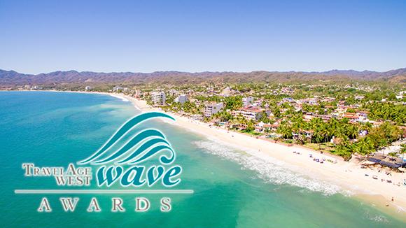 Travel Age West nomina a Riviera Nayarit en sus Wave Awards 2017