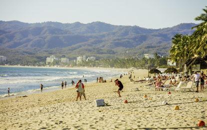 """Riviera Nayarit es un """"imán"""" de turistas"""