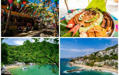 Las vacaciones perfectas en Puerto Vallarta y Riviera Nayarit