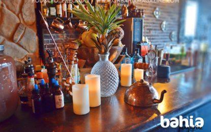 """La inauguración de Alquimista Cocktail Room, """"Cocteles con sentido"""""""