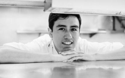 Jesús Durón, nuevo 'Signature Chef' del Carolina de St. Regis Punta Mita