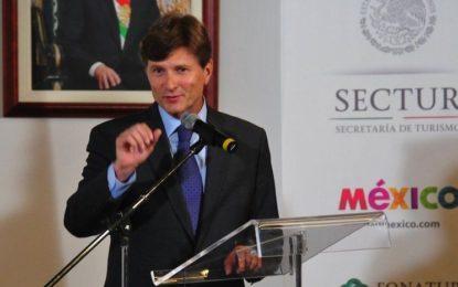 Viven del sector turismo 9 millones de mexicanos: Sectur