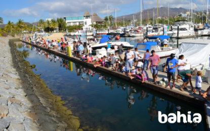 Con récord de asistencia el 3er Torneo de Pesca Infantil Riviera Nayarit