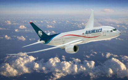 Aeroméxico lanza vuelo directo de Monterrey a la región para Verano