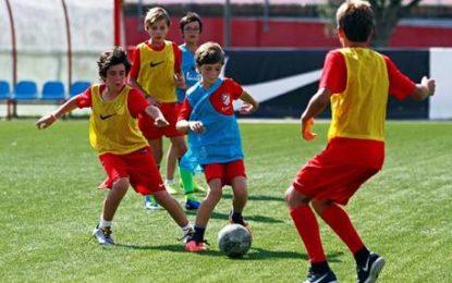 Campamento de Verano Atlético de Madrid – La Patrona
