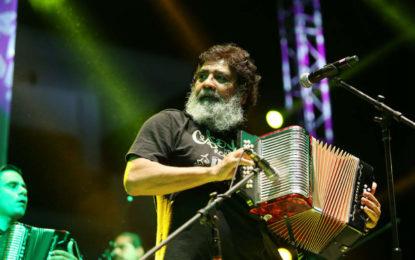 Celso Piña hizo vibrar a Puerto Vallarta en la clausura del Mayo Fest 2017