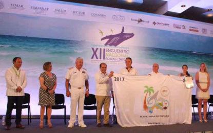 Nayarit ratifica liderazgo en Playas Limpias Certificadas