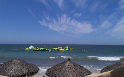 Parque Acuático de Aventura Wibit, la novedad en Riviera Nayarit