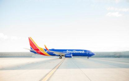 Southwest Airlines celebra 46° Aniversario con nuevo avión