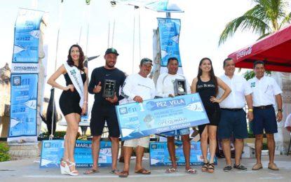 Termina Torneo de Pesca en Bahía Martuni gana la categoría de Marlín