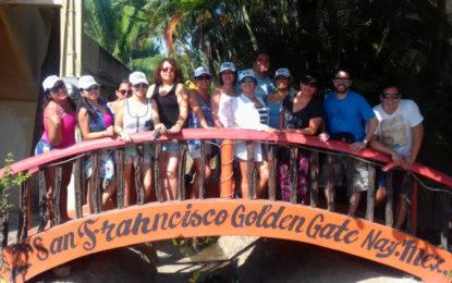 Agentes de viajes de Perú visitan la Riviera Nayarit