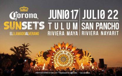 Corona Sunsets Riviera Nayarit-San Pancho 2017
