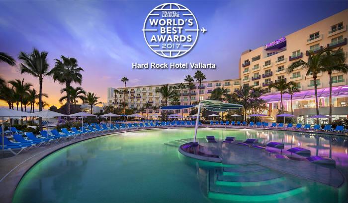 Hoteles de Riviera Nayarit entre los mejores del mundo, según T+L
