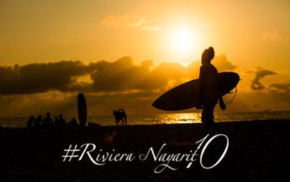 Top 10 de actividades para disfrutar el mar en Riviera Nayarit
