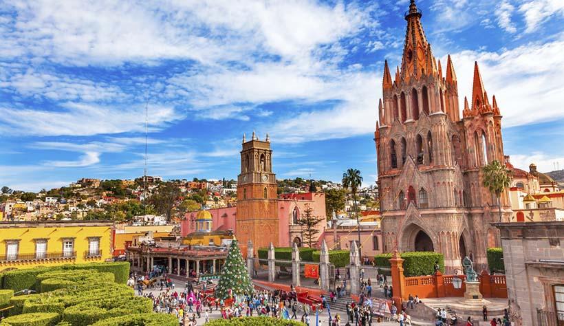 San Miguel de Allende la mejor ciudad del mundo