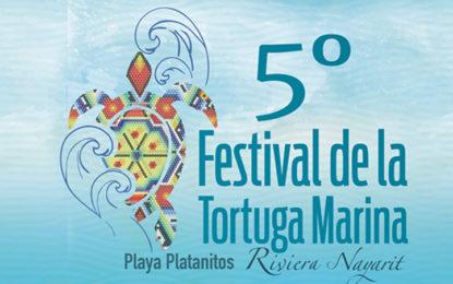 V Festival de la Tortuga Marina Playa Platanitos