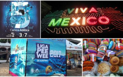 En septiembre, eventos con tradición en la Riviera Nayarit