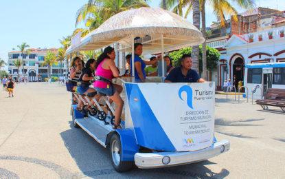 Visitantes disfrutan de amplia gama de actividades turísticas