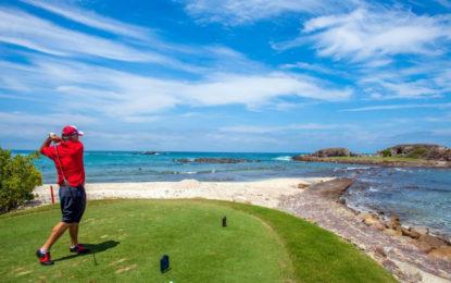 Golf, un recurso turístico de la Riviera Nayarit