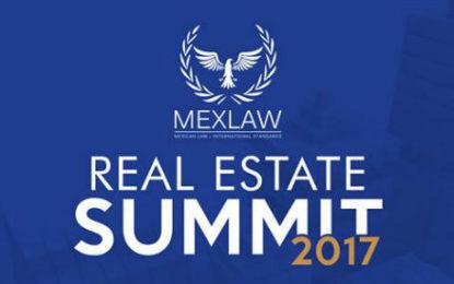 Riviera Nayarit en la Cumbre de Bienes Raíces 2017 de Mexlaw