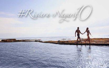 10 Albercas de Ensueño en Riviera Nayarit