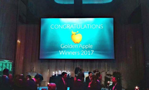 Premian a hoteles de Riviera Nayarit en los Golden Apple Awards