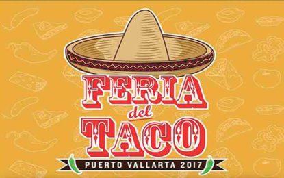 III Feria del Taco Puerto Vallarta, domingo 17 septiembre