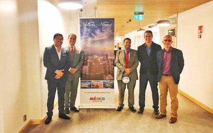 Concluye Puerto Vallarta semana de promoción en países nórdicos