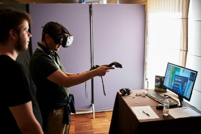 Realidad Virtual en la búsqueda y reserva de viajes
