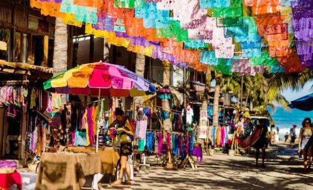 Sayulita Pueblo Mágico inspira a diseñadores de moda