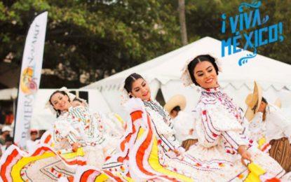 Ven a gritar ¡Viva México! en la Riviera Nayarit