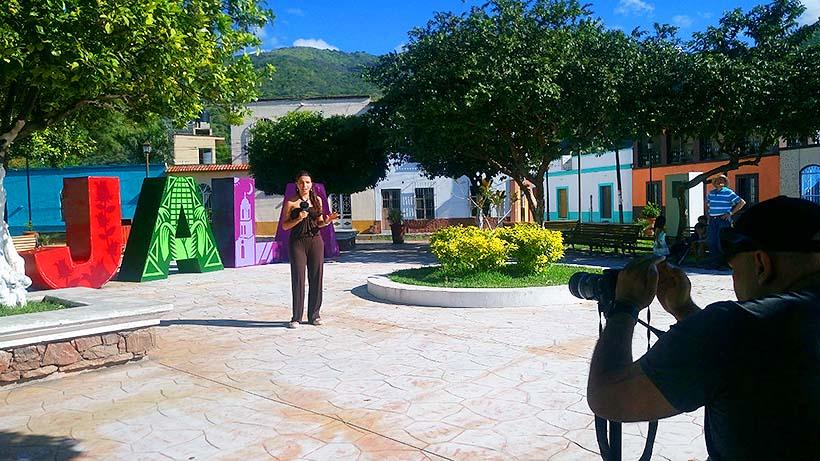 Riviera Nayarit en la TV colombiana con el programa Travesías