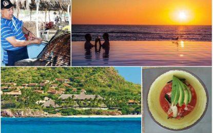 Gastronomía y hoteles de Riviera Nayarit destacan en el USA Today